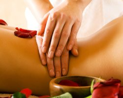 In der Kategorie  Wellness-Massage...