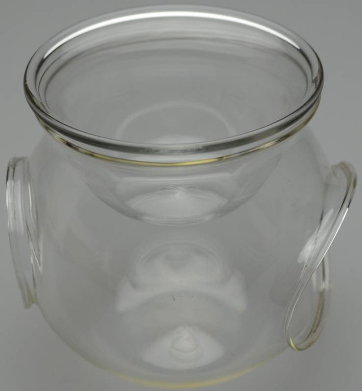 Teelicht Duftlampe Aus Glas Ca 8 Cm Massage Expert