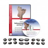 Hot Stone Set Reflexzonenmassage