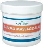 Thermo Massagesalbe von cosiMed, 500 ml