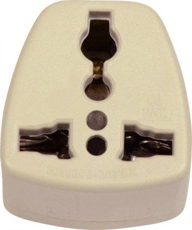 adapter f r uk steckdosen massage expert fachhandel f r. Black Bedroom Furniture Sets. Home Design Ideas