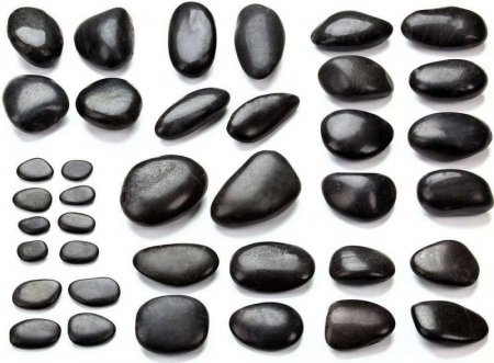 Hot Stone Set Einsteiger mit 38 Hot Stones