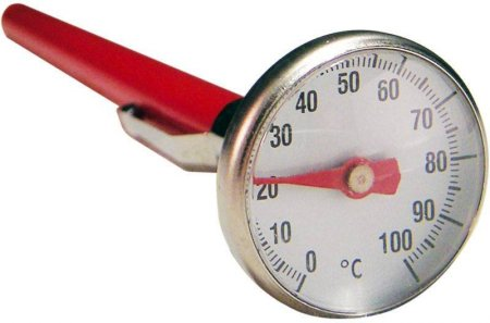 Hot Stone Thermometer, Einstechthermometer