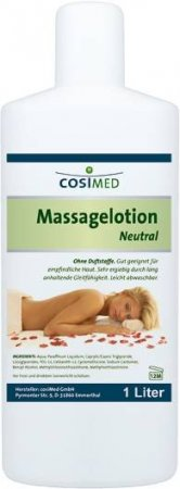 Massagelotion neutral von cosiMed