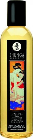 Massageöl Sensation von Shunga, 250 ml