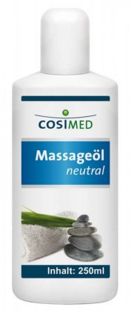 Massageöl neutral von cosiMed