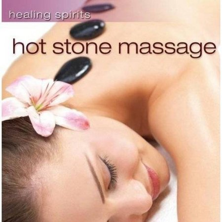 Musik-CD Hot Stone Massage, GEMA-frei