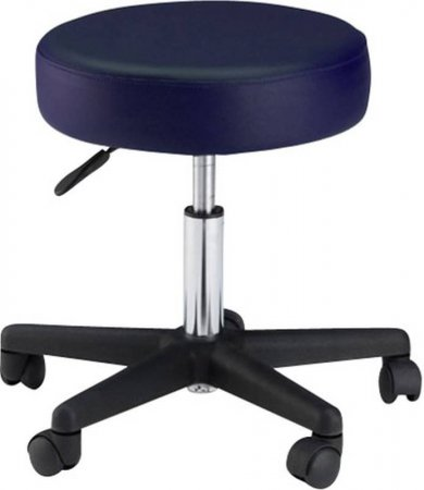rollhocker solo mit tellersitz 42 55 cm hoch massage expert fac. Black Bedroom Furniture Sets. Home Design Ideas