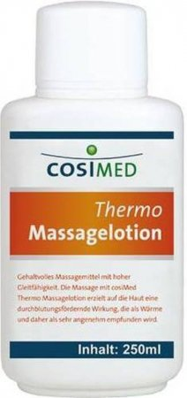 Thermo Massagelotion von cosiMed, 250 ml