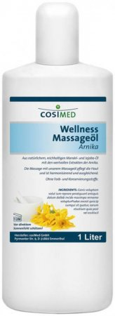 Wellness-Massageöl Arnika von cosiMed