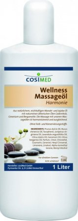 Wellness-Massageöl Harmonie von cosiMed