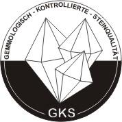 GKS-Gemmologisch kontrollierte Steinqualität