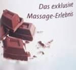 Massageschokolade von cosiMed