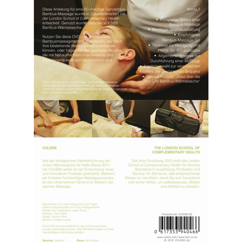 Massage Deutsch