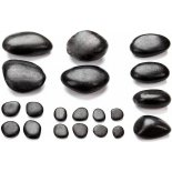 Hot Stone Set Privatanwender mit 20 Hot Stones